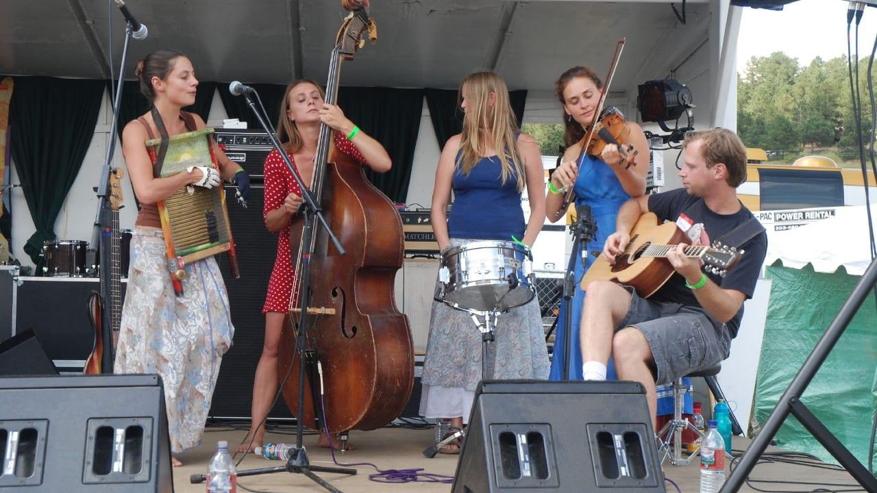 NedFest Colorado Music Festival Nederland