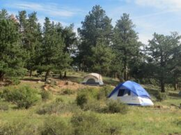 Rocky Mountain National Park Camping