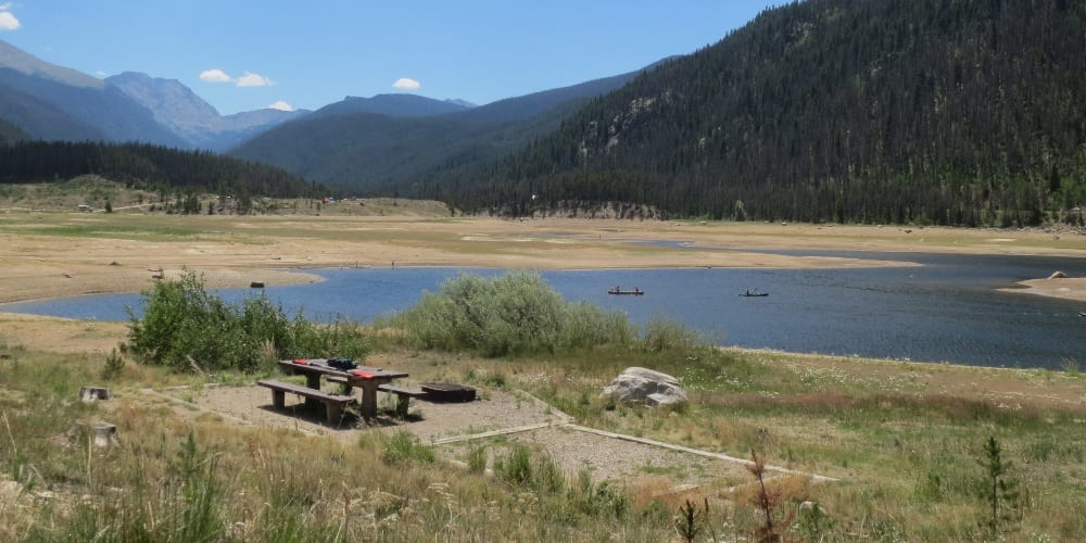 Lake Granby Camping