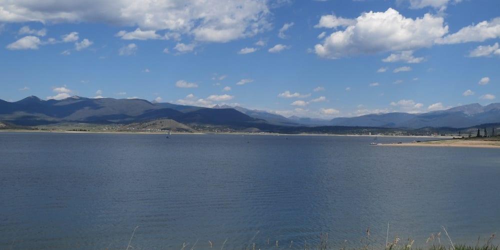 Lake Granby CO