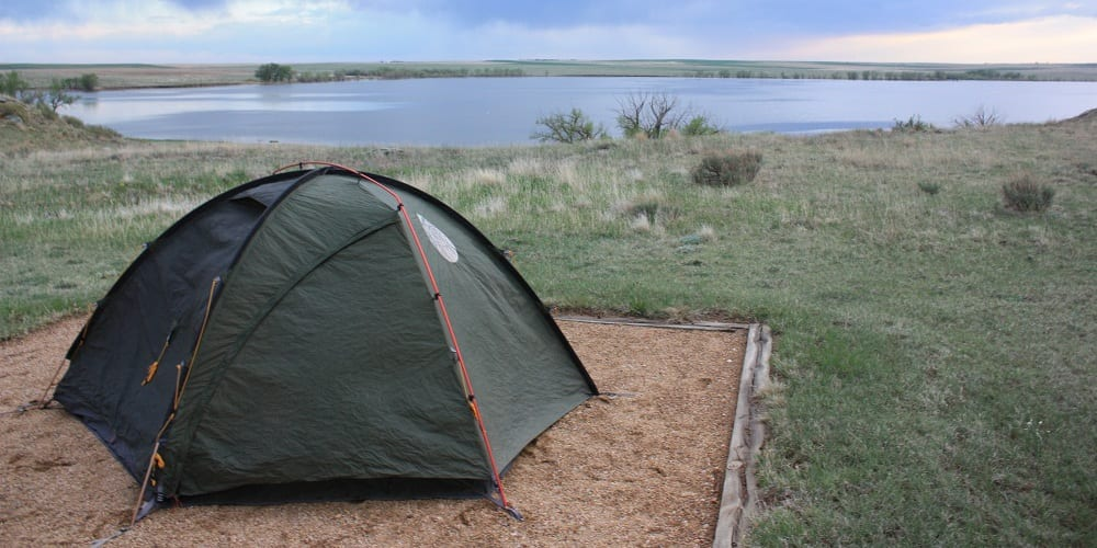 North Sterling State Park Camping