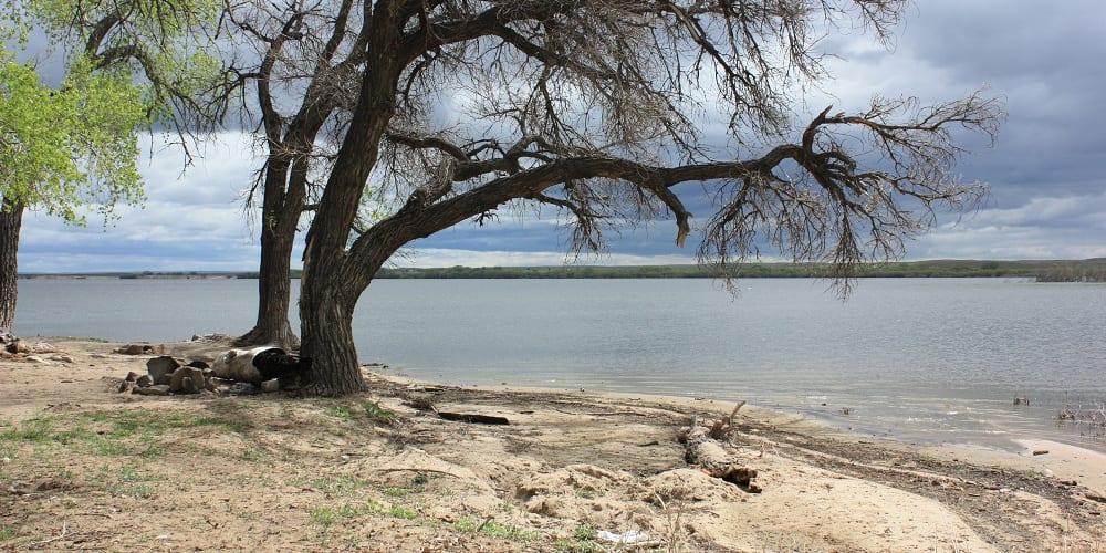 Prewitt Reservoir Camping