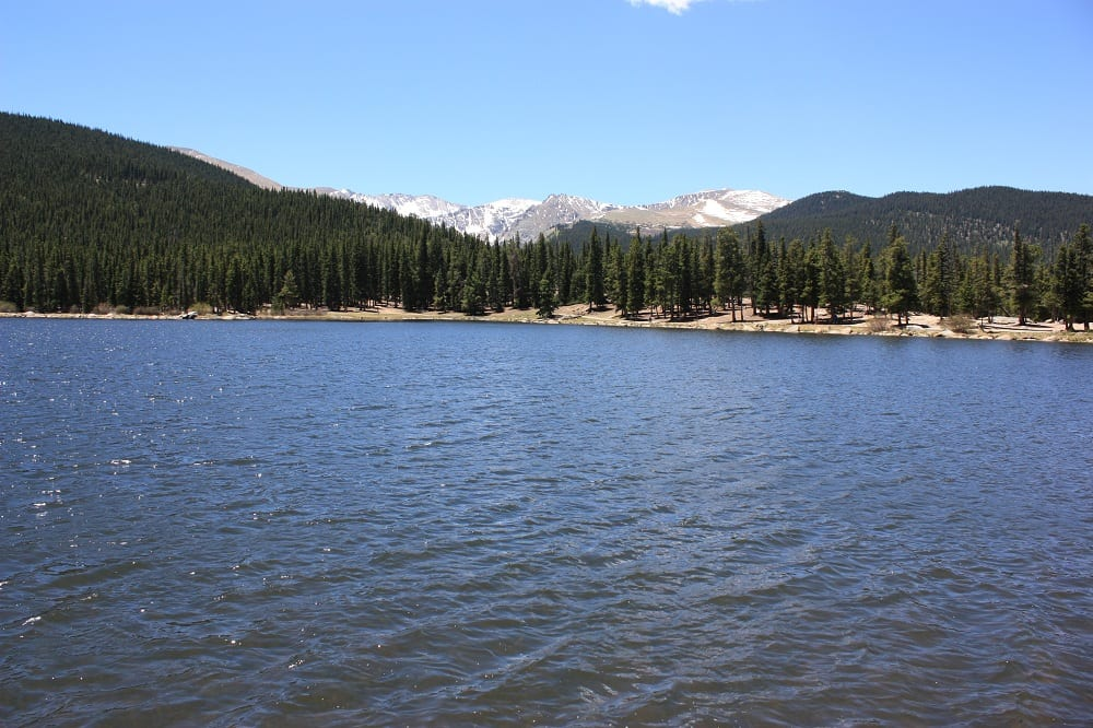 Echo Lake CO