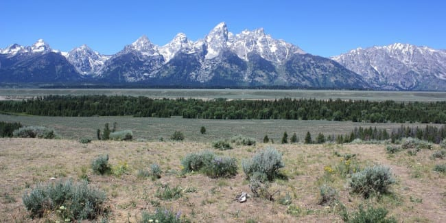 Grand Teton National Park Wyoming Colorado Travel Blog