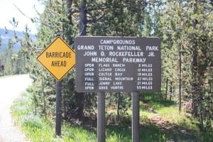 Grand Teton National Park Campgrounds