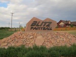 Blitz Paintball Dacono CO