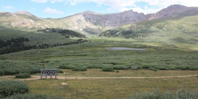 Guanella Pass Scenic Byway