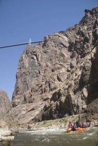 Arkansas River Rafting Royal Gorge