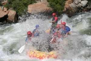 Arkansas River Rafting The Numbers