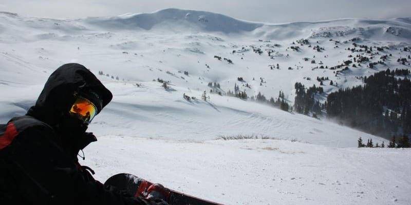 Loveland Pass Backcountry Skiing