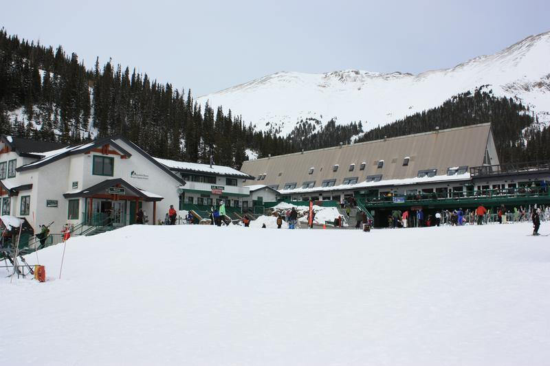 Arapahoe Basin Lodge