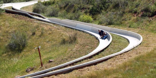 Heritage Square Alpine Slide
