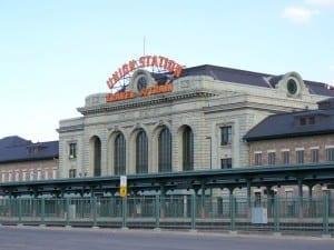Denver CO Union Station