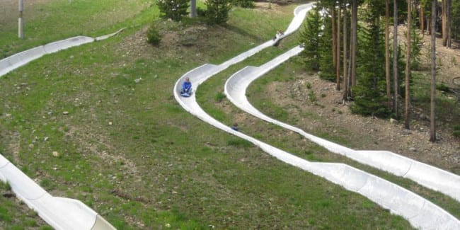 Breckenridge Alpine Slide