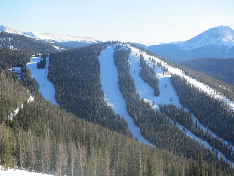 Keystone Ski Resort Colorado Ski Areas
