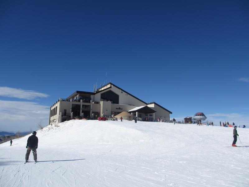 Steamboat Ski Resort Gondola Station