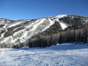 Steamboat Ski Resort Groomer