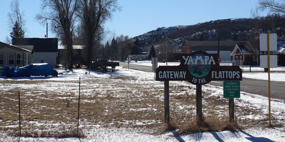 Yampa Colorado
