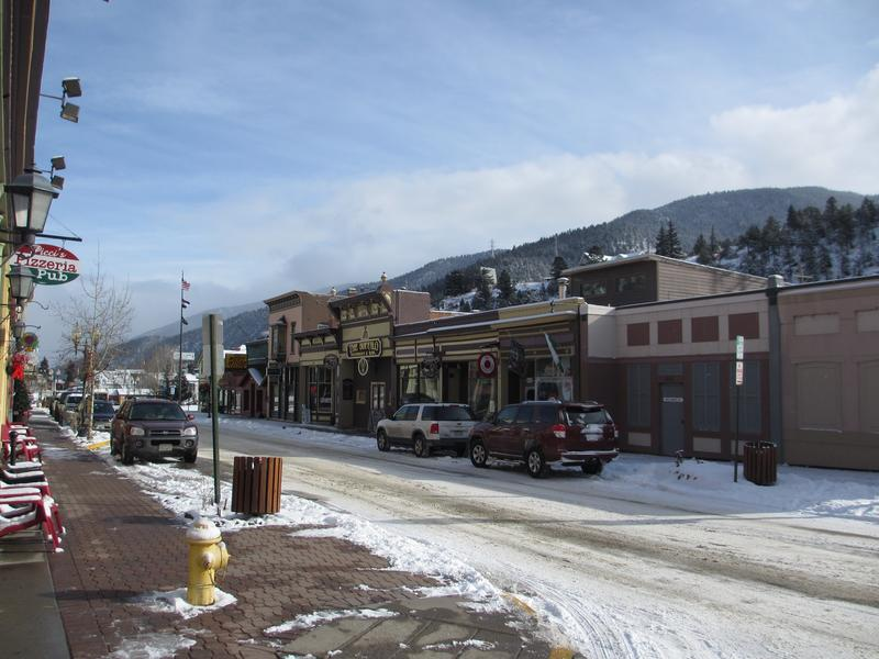 Silver Plume Co >> Idaho Springs | Colorado Towns