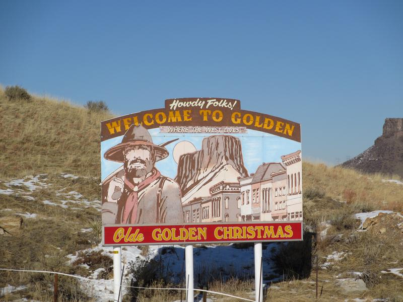 Golden Colorado Jefferson County Towns In Co