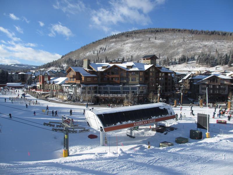 Copper Mountain Center Village
