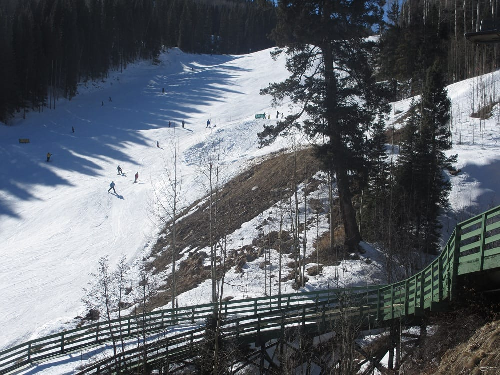 The Chair Durango >> Purgatory Alpine Slide   Summer alpine slide in Durango, CO