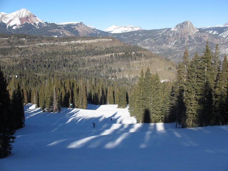 Purgatory Mountain Ski Resort Rolling Trail
