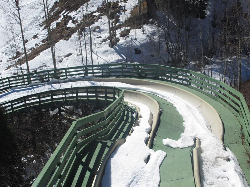 Durango Alpine Slide Colorado Amusement And Theme Parks