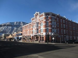 Durango CO Strater Hotel