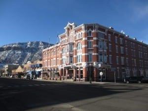 Durango CO Strater Hotel