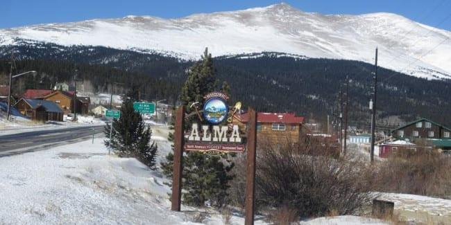 Alma Colorado