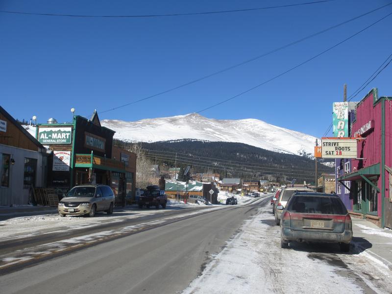Alma, Colorado