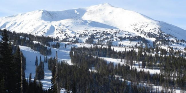 breckenridge ski resort colorado ski areas