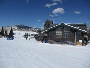 Howelsen Hill Ski Area Lodge