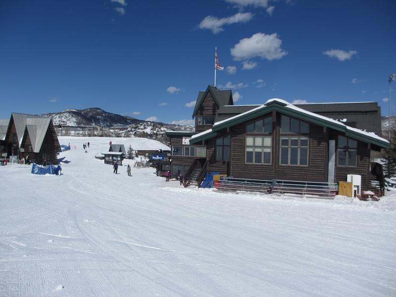 Howelsen Hill Ski Area Lodge
