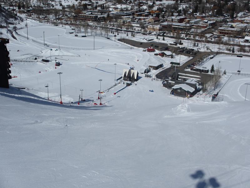 Howelsen Hill Ski Area Face