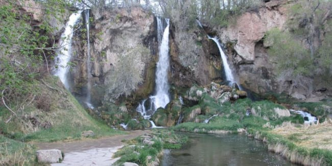 Rifle Falls State Park – Rifle, CO | Camping, caves, hiking