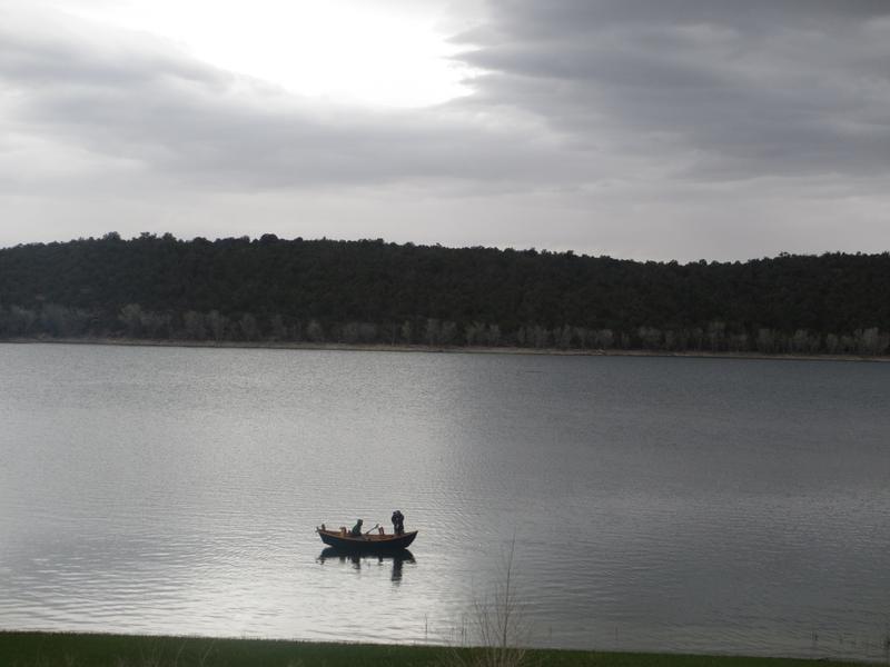 Crawford State Park Fishing Boat