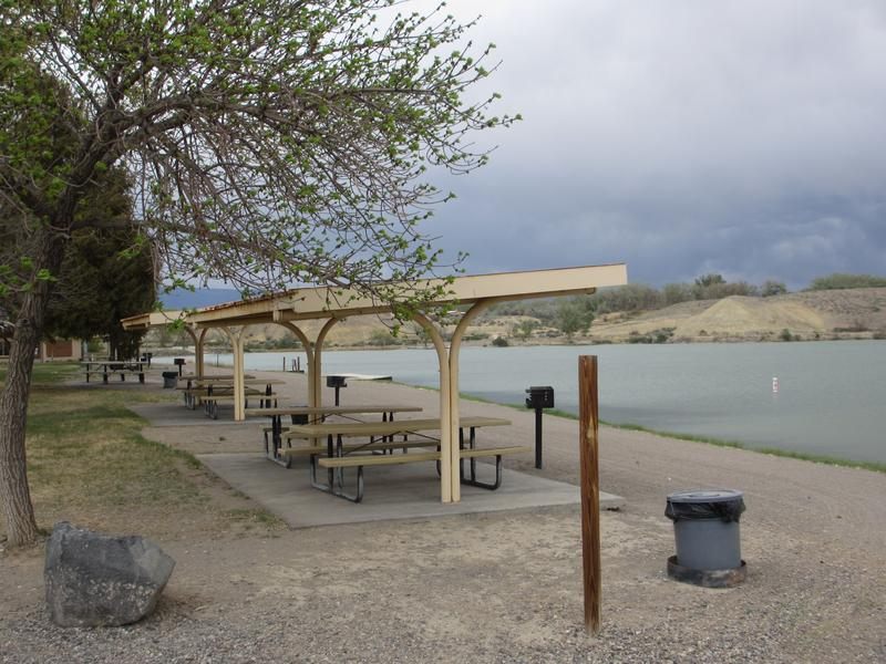 Sweitzer Lake State Park Picnic Area