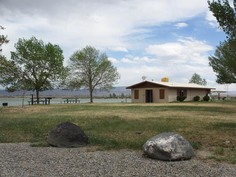 Sweitzer Lake State Park Park Office