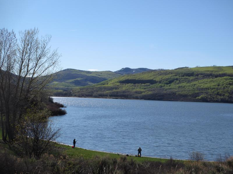 Vega Reservoir Fishing