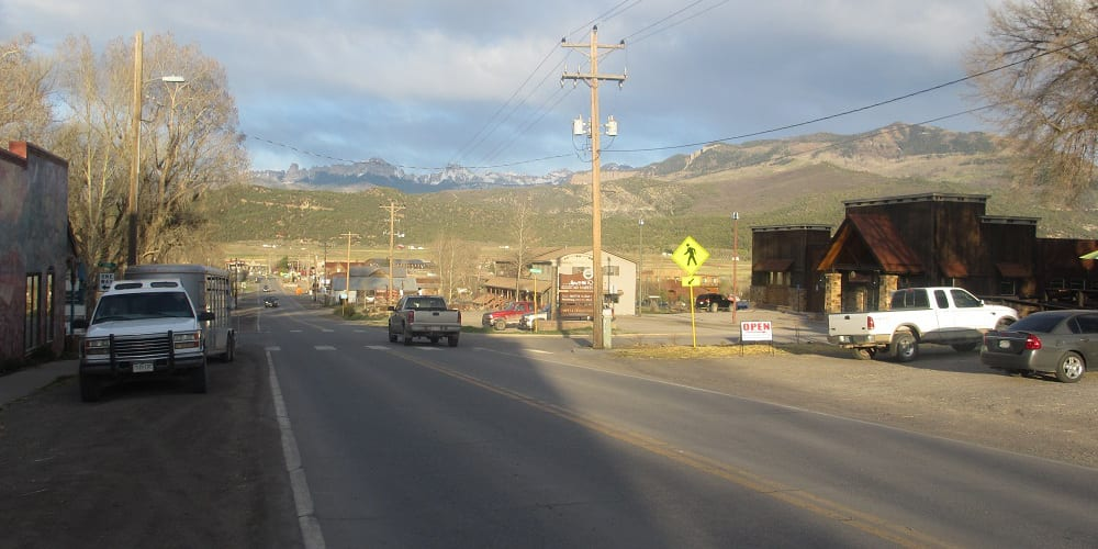 Ridgway Colorado