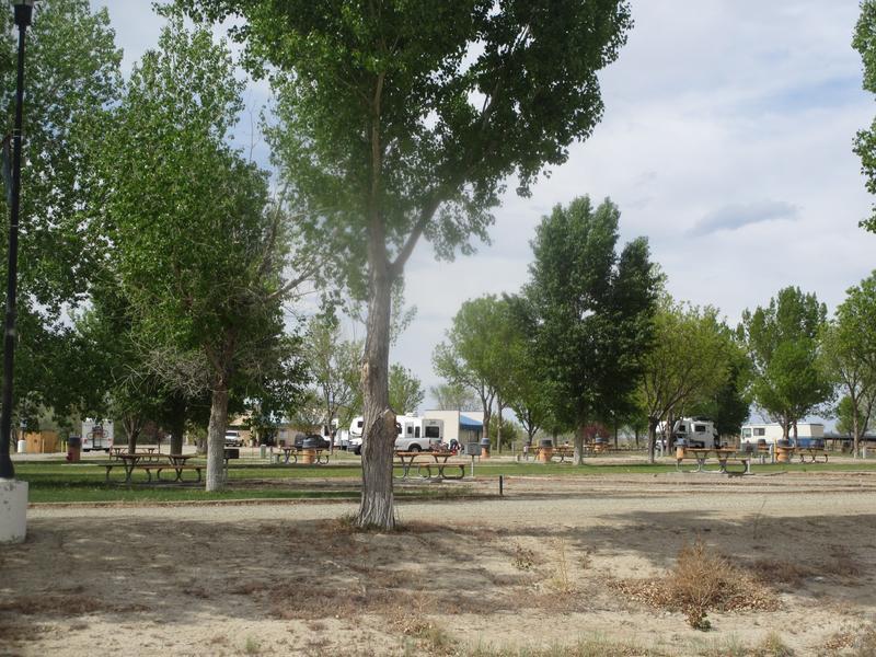 Ute Mountain Casino RV Campground