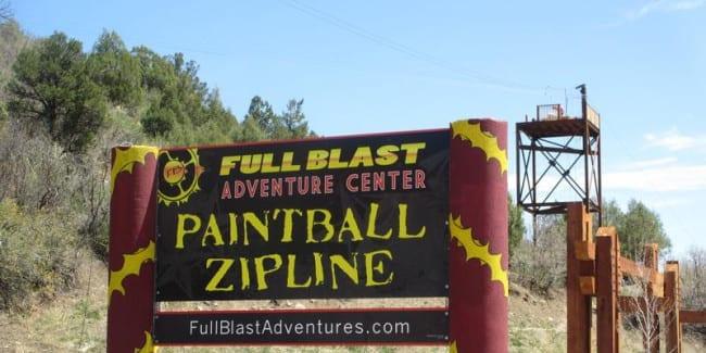 Full Blast Adventure Center