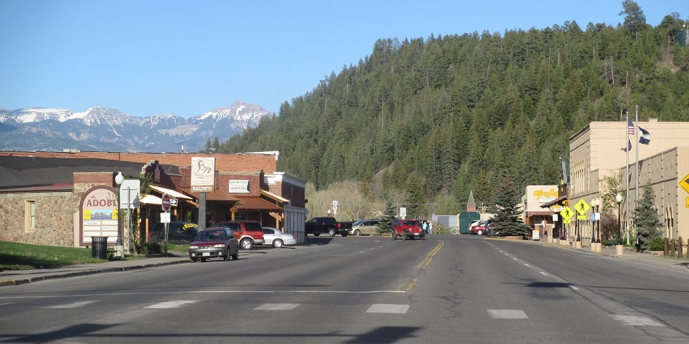 Pagosa Springs Colorado Archuleta County Towns In Co