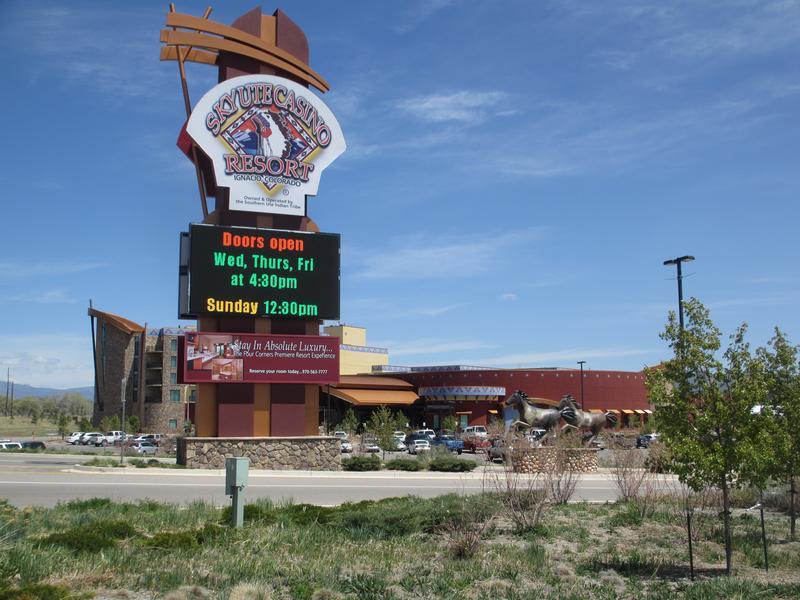 Sky Ute Casino Ignacio Colorado Casinos And Gaming