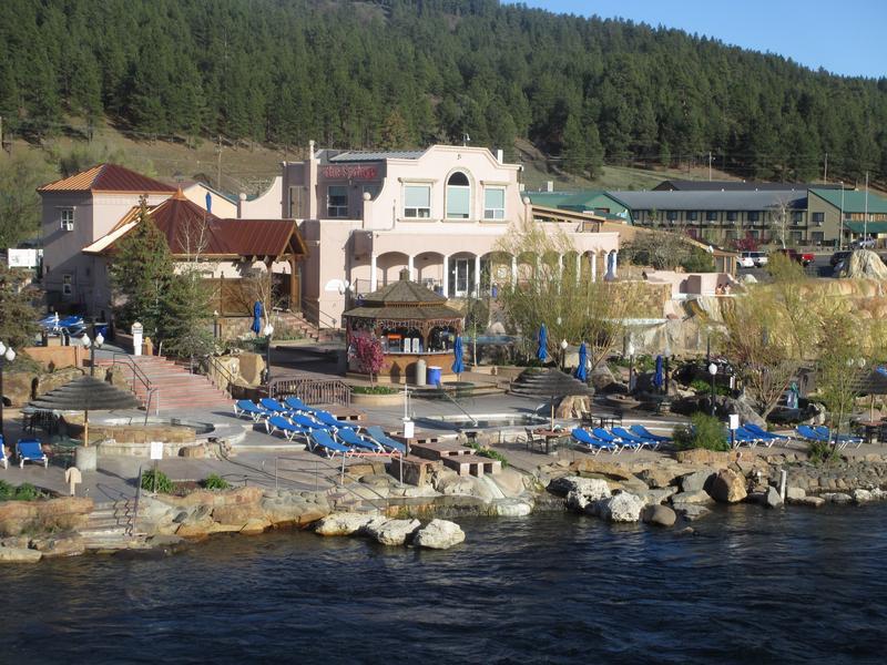The Springs Resort Pagosa Springs Colorado Hot Springs
