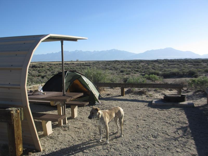 San Luis State Park Campground