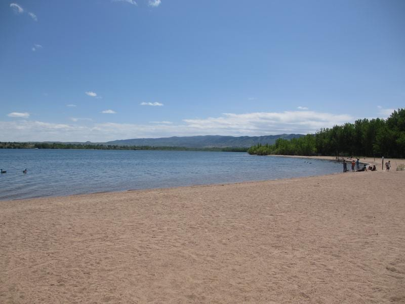 chatfield state park � littleton co boating camping