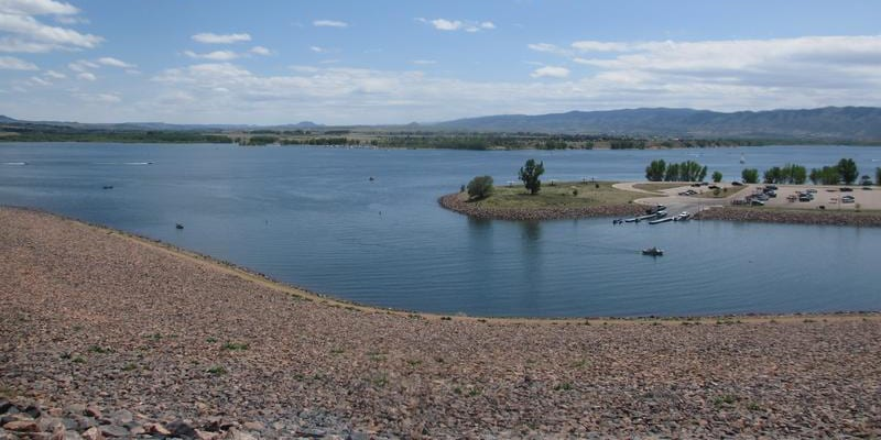 Chatfield state park colorado state parks for Chatfield reservoir fishing